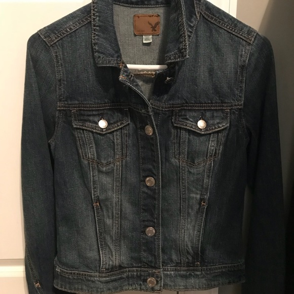 American Eagle Outfitters Jackets & Blazers - Jean Jacket